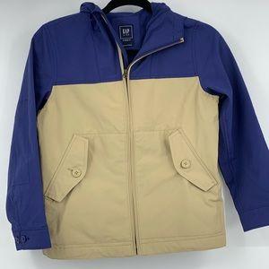 Gap Kids boys coat jacket fall winter color block